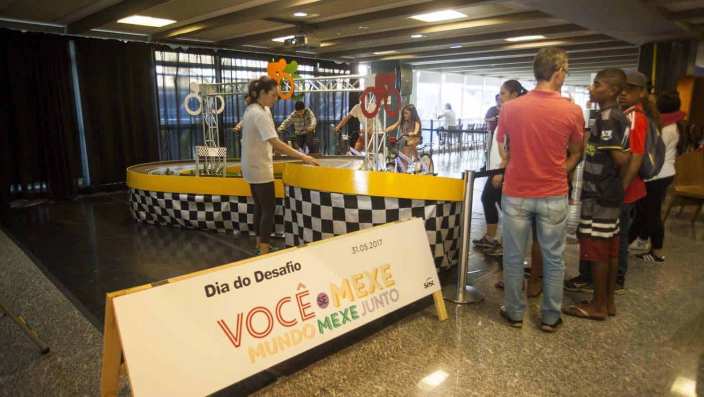 Dia do Desafio 2017<br>São José dos Campos</br>