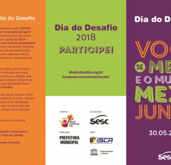 Folder institucional – Português