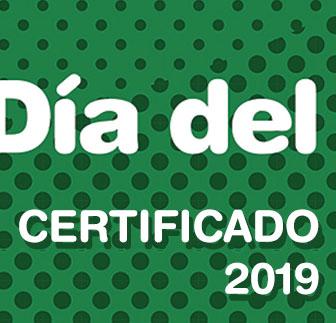 CERTIFICADO DE PARTICIPACION – VOLUNTÁRIOS 2019